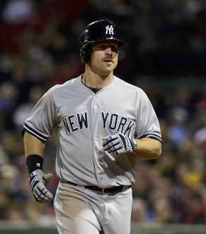 MLB: New York Yankees at Boston Red Sox