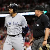 MLB: New York Yankees at Washington Nationals