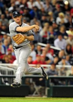 MLB: New York Yankees at Washington Nationals