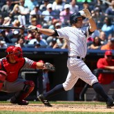 MLB: Los Angeles Angels at New York Yankees