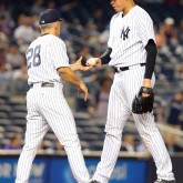 MLB: Oakland Athletics at New York Yankees