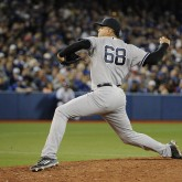 MLB: New York Yankees at Toronto Blue Jays