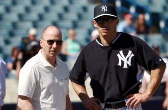 MLB: New York Yankees-Workout