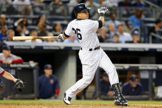 MLB: Boston Red Sox at New York Yankees