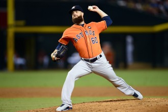 MLB: Houston Astros at Arizona Diamondbacks