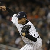 MLB: AL Wild Card Game-Houston Astros at New York Yankees