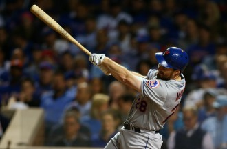 MLB: NLCS-New York Mets at Chicago Cubs