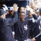 MLB: Spring Training-Boston Red Sox at New York Yankees