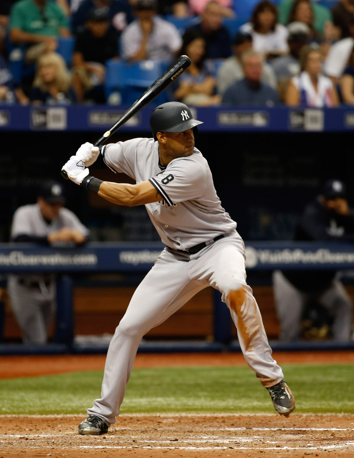 MLB: New York Yankees at Tampa Bay Rays