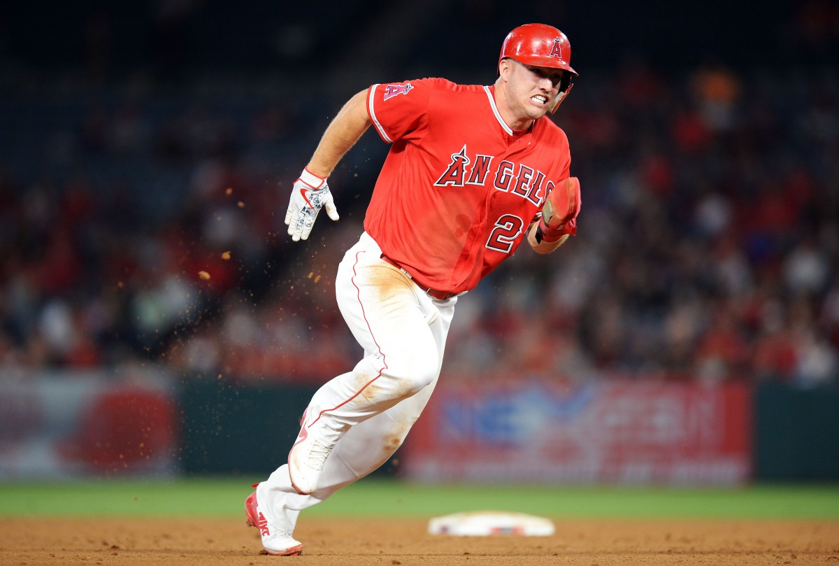 MLB: Arizona Diamondbacks at Los Angeles Angels